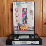 The Squeeze - Original CBS FOX Release - Keaton - Comedy Drama - BIg Box Pal VHS