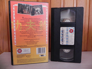The New One-Armed Swordsman - Warner - Martial Arts - Li Ching - Ti Lung - VHS
