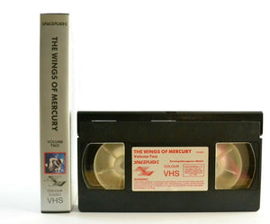 Spaceflight, Vol.Two: The Wings Of Mercury - Introduced By Martin Sheen - VHS