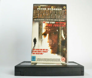 Death In The Shadows: (1988) Made For T.V. - Drama - Peter Strauss - Pal VHS