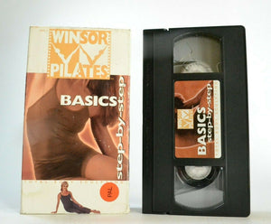 Basic, Body, By, Daisy, Exercise & Fitness, Fuentes, Music, No, PAL, Pilates, Sculpting, Step, VHS, Winsor