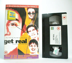 Get Real: British Independent Comedy (1999) - Large Box - Ben Silverstone - VHS