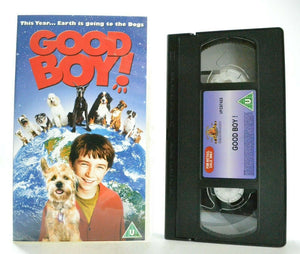 2004, Based, Book, Children's & Family, Comedy, From, Good, John Hoffman, Matthew Broderick, On, Outer, Pal, U, United Kingdom, VHS