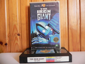 The Iron Giant - Large Box - Warner - Animated - Adventure - Children's - VHS