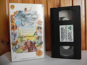 The Never Ending Story 2: The Next Chapter - Classic Fantasy - Adventure - VHS