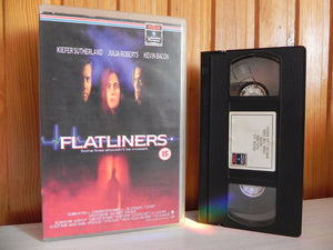 Flatliners - The Original - Time Coded Sample - Drama - Big Box Video - Pal VHS