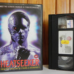 Heatseeker : Action Sci-Fi - Martial Arts [Large Box] Rental - Ultimate Warrior - Pal VHS