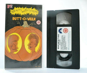 12A/12, 1999, And, Animated, Beavis, Beavis and Butthead, Comedy, MTV, No, PAL, Series, VHS, Yvette Kaplan