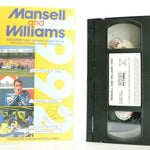 Mansell And Williams: By Murray Walker - Nigel Mansell - Frank Williams - VHS
