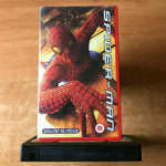 Spider-Man (2002); [Sam Raimi]: Superhero Action - Marvel Comics - Pal VHS