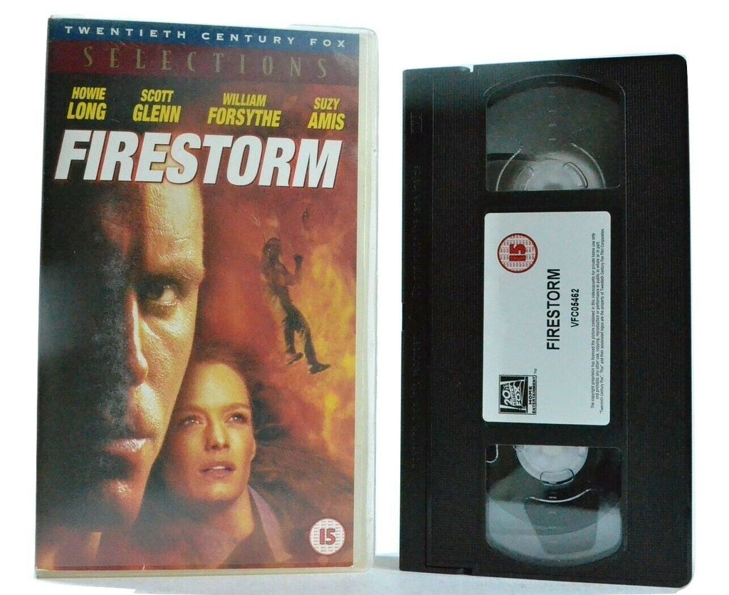 Firestorm: (1997) 20th Century Fox - Disaster Drama - William Forsythe - Pal VHS