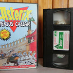 Asterix Versus Caesar - Asterix 30th Anniversary Limited Edition - Retro - VHS