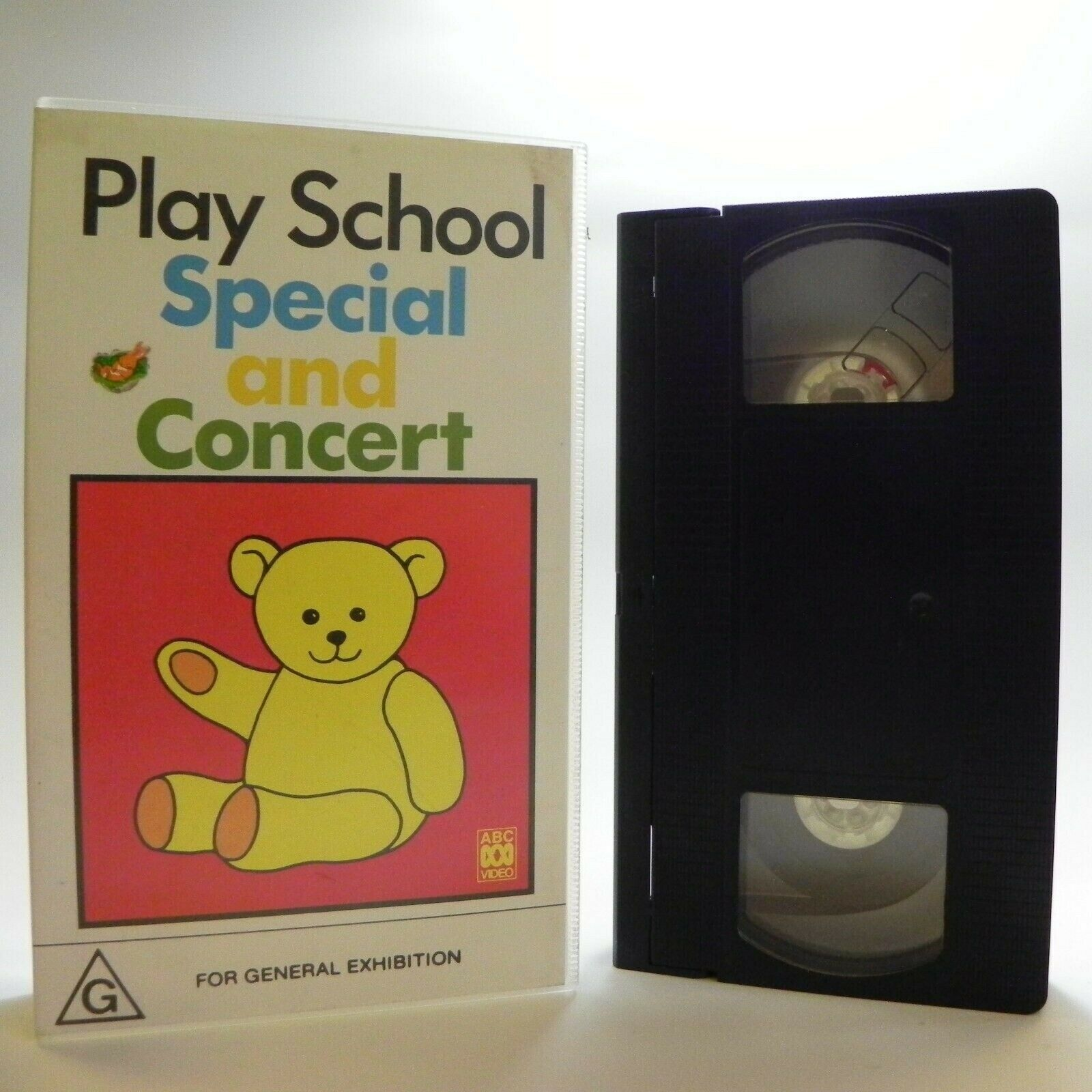 Play School: Special And Concert - Learning - Educational - Children's - Pal VHS