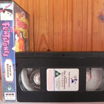 The Flintstones: Babe In Bedrock - Stone Age Kid's Video - Hanna-Barbera - VHS