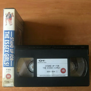 Stand Up For The Essex Girls; [Kings Holiday Park] Female Comedy - Pal VHS