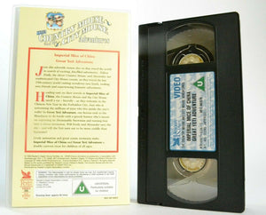 The Country Mouse And The City Mouse Adventures -'Imperial Mice Of China'- VHS