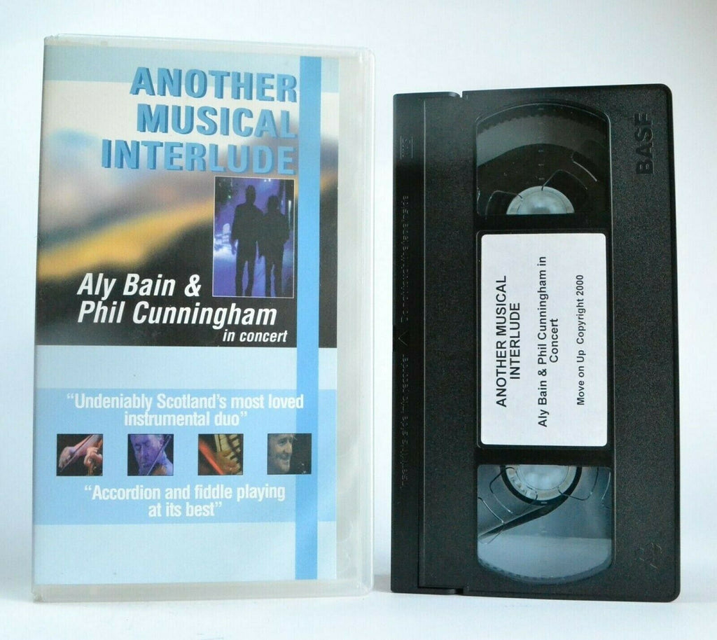 Another Musical Interlude: Aly Bain And Phil Cunningham - Concert - Music - VHS