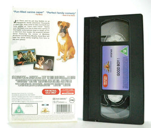 "Good Boy!: Based On ""Dogs From Outer Space"" Book - Comedy - Children's - Pal VHS"