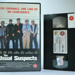 The Usual Suspects (1995): Film By B.Singer - Mystery Thriller - K.Spacey - VHS