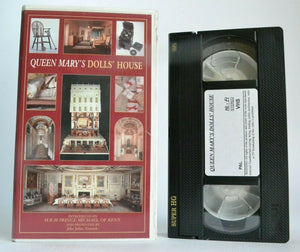 Queen Mary's Dolls' House: By John Julius Norwich - Stately Home Design - VHS