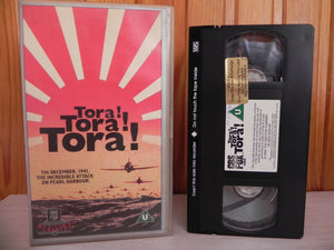 Tora! Tora! Tora! - CBS/FOX - Academy Award Winner - All Time Greats - Pal VHS