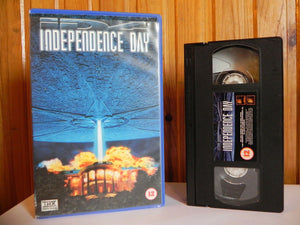 Independence Day - Video - Collector Special Edition - Will Smith - 4118W - VHS