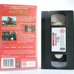 Brassed Off; [Free Postcard] Drama - Colliery Brass Band - Ewan McGregor - VHS