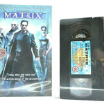 The Matrix (1999) - [Brand New Sealed] - Sci-Fi Action - Keanu Reeves - Pal VHS