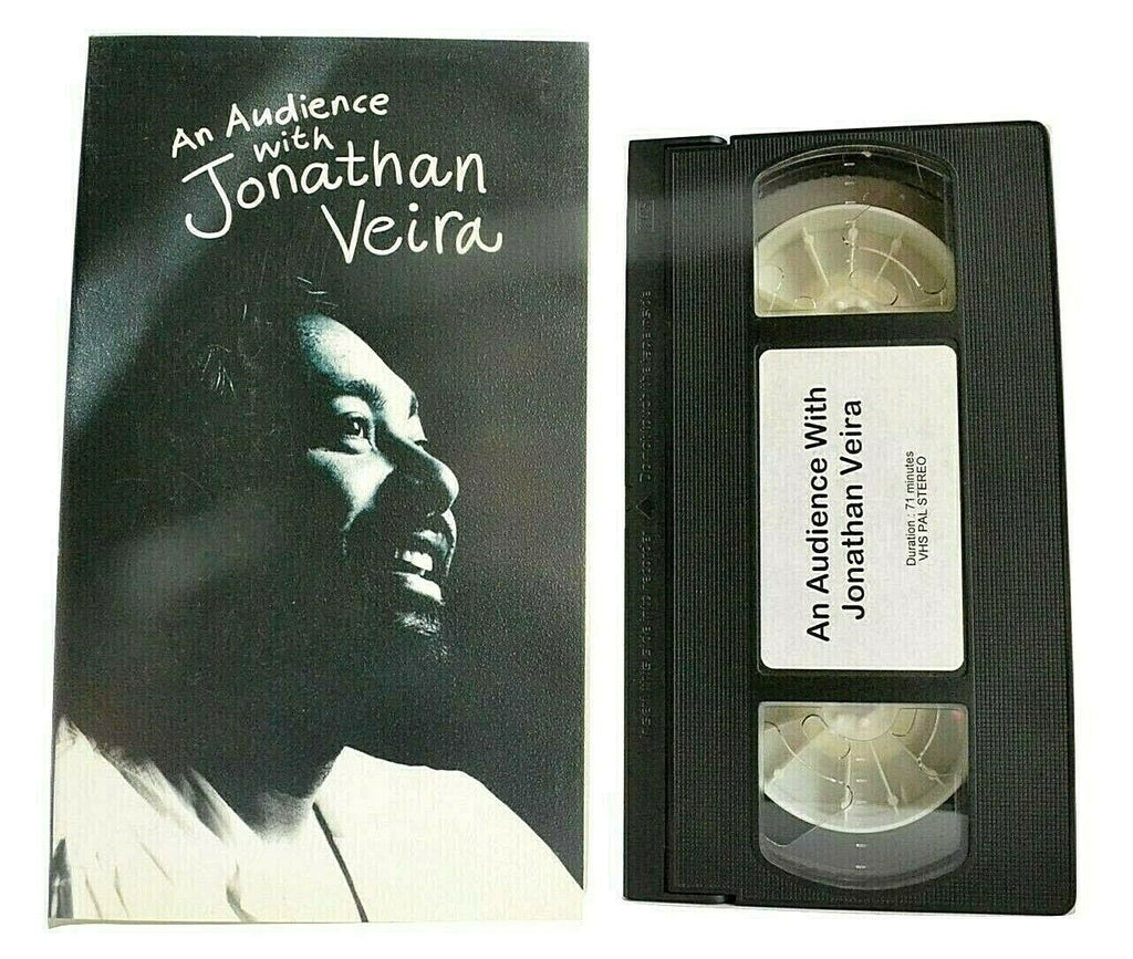 An Audience With Jonathan Veira - (1997) Live Concert - Opera Star - Music - VHS