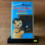 Learn With Sooty: How Things Work; (Simple Science) Educational - Kids - Pal VHS