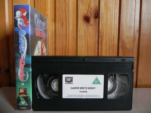 Casper Meets Wendy - 20th Century - All-New Feature Film - Family - Kids - VHS
