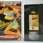 "Dance With Me: ""Grease"" Style Musical [New Sealed] Vanessa L.Williams - Pal VHS"