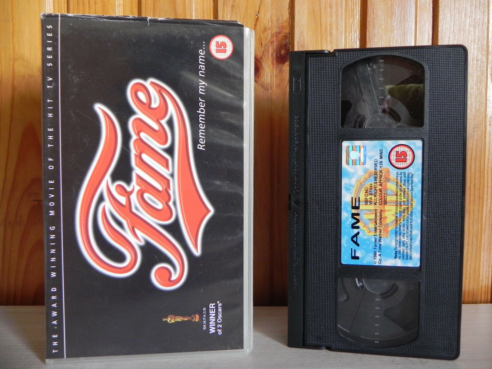 Fame: Remember My Name - Warner Home - Musical - Directed By Alan Parker - VHS