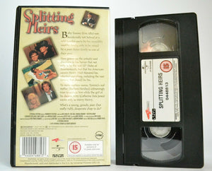 Splitting Heirs; [Eric Idle] Comedy - Rick Moranis / Catherine Zeta-Jones - VHS