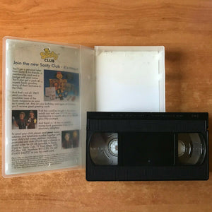 Sooty: Sooty's Elastic Tricks; [Matthew Corbett] Cousin Scampi - Kids - Pal VHS