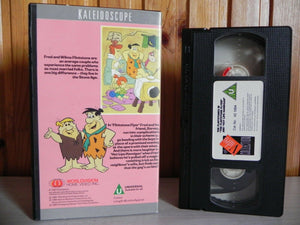 The Flintstones - Hanna-Barbera - The Flintstone Flyer' - Animated - Kids - VHS
