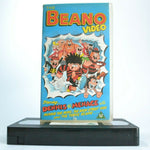 The Beano Video: Dennis The Meanace - Animated Adventures - Children's - Pal VHS