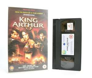 King Arthur: Adventure - Best Battle Scenes Ever - Large Box - Ex-Rental - VHS
