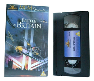 Air, Battle, British, Drama, Force, German, Luftwaffe, Of, Pal, VHS, War