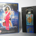 Miss Congeniality - Large Box - Warner Home - Comedy - Ex-Rental - Bullock - VHS