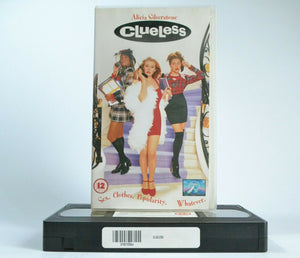 Clueless (1995): Coming Of Age Romantic Comedy - A.Silverstone/B.Murphy - VHS