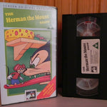 Herman The Mouse Show: Naughty But Mice (Sniffles Gets Drunk) Animated - Children's - Pal VHS
