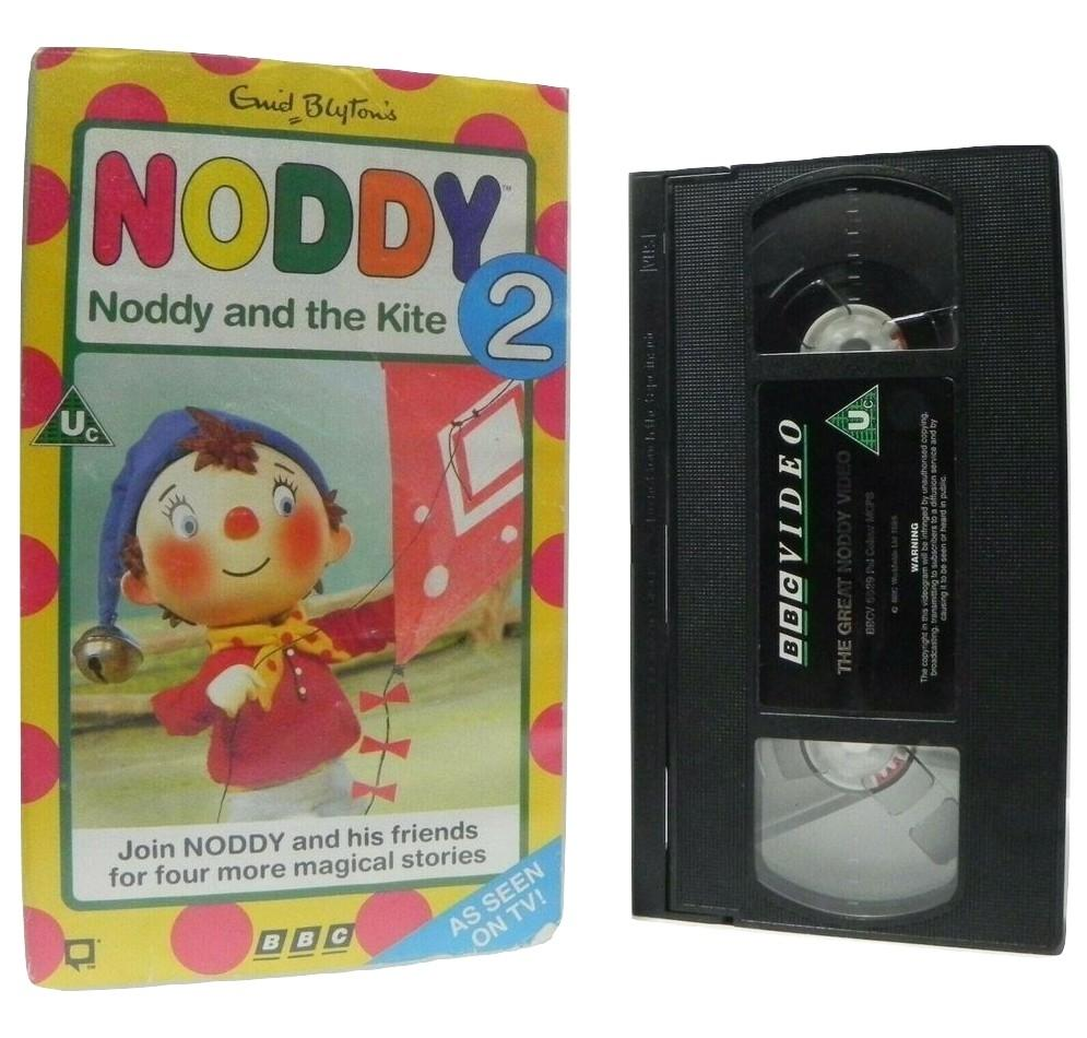 Noddy 2: Noddy And The Kite - Classic Animation - Magical Stories - Kids - VHS