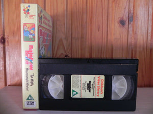 Rainbow Brite: Magical Girl Rainbow - 魔法少女レインボーブライト (1984) - Kid's Anime - Vhs