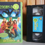 Scooby-Doo: The Movie (2002) - Computer-Animated Family Adventure - Pal VHS