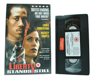 Liberty Stands Still: Wesley Snipes - Firearm Supply Thriller - Large Box - VHS
