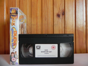 Dude, Where's My Car? - 20th Century Foc - Comedy - Ashton Kutcher - Pal VHS