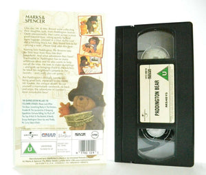 Paddington: 10 Episodes On 1 Tape - Marks & Spencer Collection - Kids - Pal VHS
