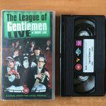 The League Of Gentelmen: Live At Dury Lane (2001); Comedy - Mark Gatiss - VHS
