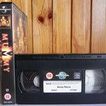 The Mummy Returns: Small Box - Home Video - Brendan Fraser - Sci-Fi Action - VHS